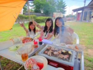 肉食系女子会 BBQ大作戦